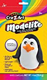 #9: Modelite Cra-Z-Art Super Soft, Air Hardening Modeling Material - White Compound