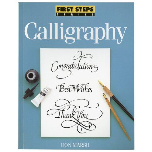 F&W Media Papier North Books-First Schritte: Kalligrafie