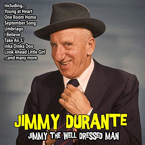 Jimmy, The Well Dressed Man