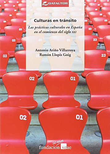 Culturas en tránsito: Las prácticas culturales en España en el comienzo del siglo XXI (DATAUTOR)