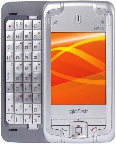 ETEN Smartphone Glofiish M700/M-700 mit ROUTE 66 auf Micro SD Card 512MB...