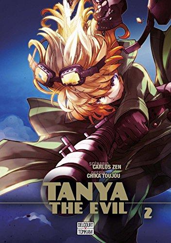 Tanya The Evil 02 par Carlos Zen