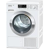 Miele TKG640WP D LW S Finish und Eco Wärmepumpentrockner / A++ / 8 kg / Duftende Wäsche, so wie Sie es mögen - Fragrance Dos / Der schnelle Bügelersatz durch Dampfglätten - Steam / lotosweiß