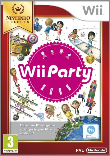 Nintendo 2135346 - PARTY SELECT [Deutsch-Spiel] - Wii Party 2