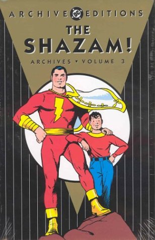 Shazam Archives HC Vol 03 (Archive Editions)