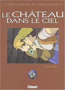 Le Château dans le ciel Edition simple Tome 1