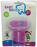 Baby Zahnbürste, Baby Brush, Fingerzahnbürste, Zahnpflege Kinder Babys, Kindermundpflege, Baby Geschenk