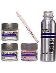 The EDGE Acrylic Powder Plus Liquid Trial Pack by The Edge