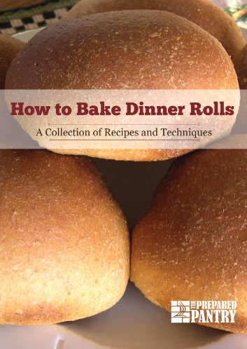 How to Bake Dinner Rolls: A Collection of Recipes and Techniques (English Edition) Kaiser Roll