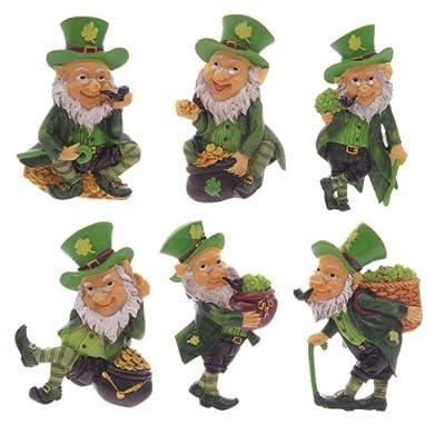 Great Fun Irish Leprechaun Magnet One Off From A Choice Of 6 Designs