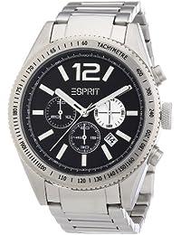 Esprit Herren-Armbanduhr Chronograph Quarz Edelstahl ES104111006