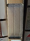 ALU Insektenschutzgitter Multischutzband 50-30/20mm x 10m