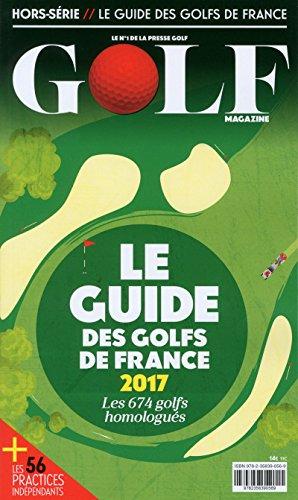 Le Guide des Golfs de France 2017 par Martine Duparc