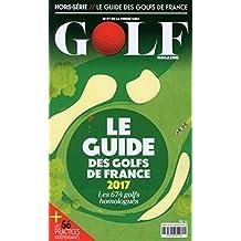 Le Guide des Golfs de France 2017