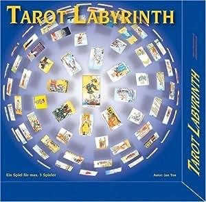 Tarot Labyrinth. Ein Spiel für maximal 5 Spieler
