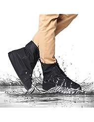 2 win2buy wiederverwendbar waschbar reinigen Schuh Abdeckung rutschfeste Schnee Staub Öl Regen [Heavy Duty] Wasserdicht. geltenden für Reisen Medic Walking Running Aktivitäten.