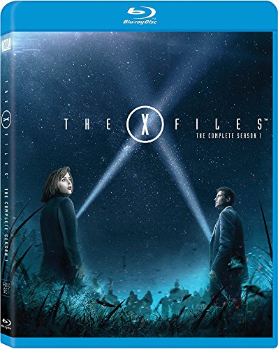 x-files-the-complete-season-1-edizione-regno-unito-reino-unido-blu-ray