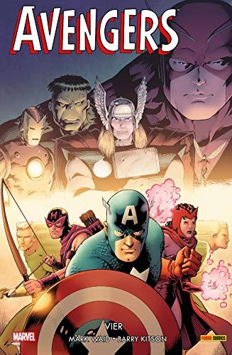 Avengers - Vier (Marvel One-Shot) (Witch Und Quicksilver Scarlet)