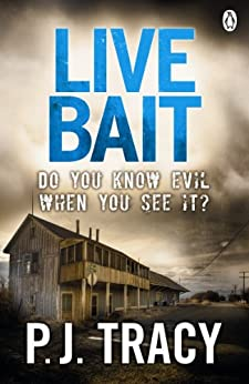 Live Bait: Monkeewrench Book 2 by [Tracy, P. J.]