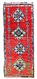 Trendcarpet Tappeto Berberi dal Marocco Boucherouite 375 x 155 cm