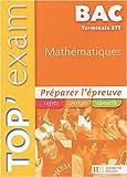 Mathématiques Tle STT (Top'Exam)