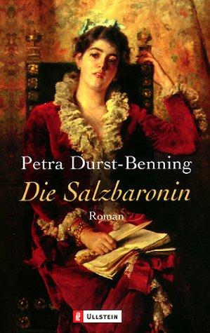 Buchseite und Rezensionen zu 'Die Salzbaronin' von Petra Durst-Benning
