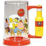 The Simpsons - Bierglas mit Soundfunktion 0,7 Liter - Homer, Barney, Moe & Co in Moe's Taverne!