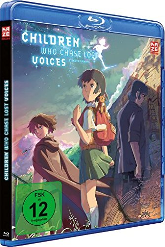 Children Who Chase Lost Voices [Blu-ray] (Voice-buch Die)
