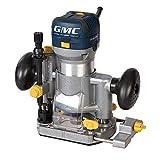 GMC GR710 Tauch- und Kantenfräse, 710 W, 1/4 Zoll