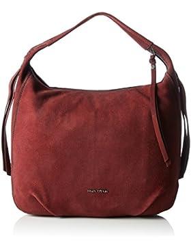 Marc O'Polo Damen Hobo Bag M Schultertaschen, 33x35x13 cm