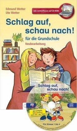 ch! - Wörterbuch für die Grundschule mit CD-ROM, Neubearbeitung: Das Wörterbuch für die gesamte Grundschulzeit, Ausgabe für alle Bundesländer außer Bayern ()