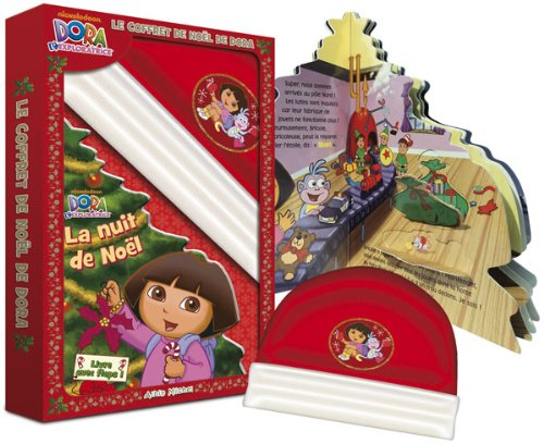 Le coffret de Noël de Dora