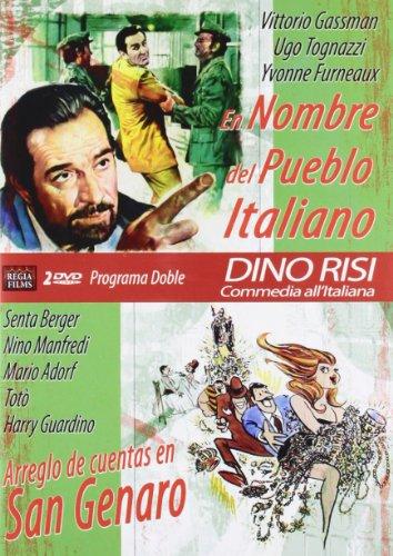 Programa Doble Dino Risi Comedia A La Italiana En