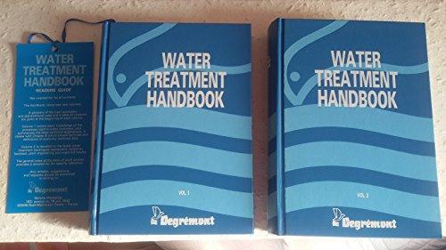 Water Treatment Handbook par -