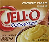 Best Coconut Cream Pies - Jell-O Coconut Cream Cook & Serve Pudding Review