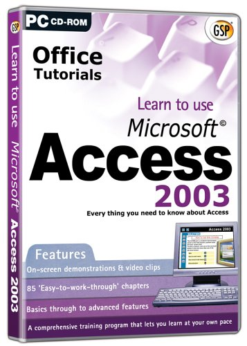 Learn to Use Access 2003 Test