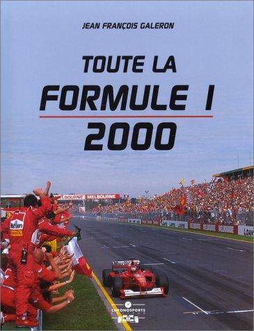 Toute la formule 1 2000
