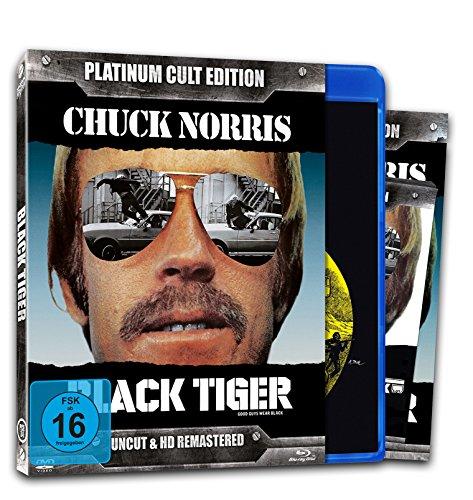 Black Tiger - Platinum Cult Edition [Blu-ray]
