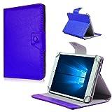 Tablet Tasche Hülle f Archos 70 Xenon / Oxygen Case Universal Cover Schutzhülle, Farben:Blau