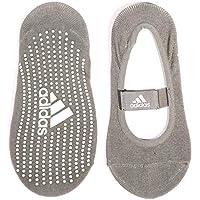 adidas ADYG-30101GR Calze Yoga, Grigio