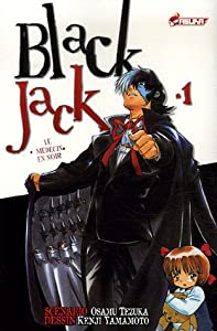 Blackjack : Le médecin en noir Edition simple Tome 1