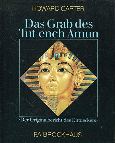 Buchseite und Rezensionen zu 'Das Grab des Tut-ench- Amun' von Howard Carter