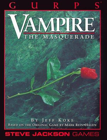 Gurps Vampire The Masquerade Gurps Generic Universal Role