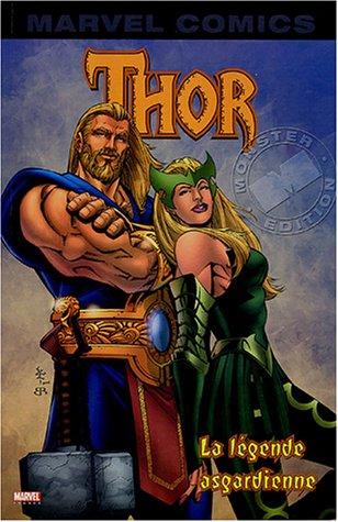 Thor, Tome 1 : La légende asgardienne par Dan Jurgens, Joe Bennett, Paco Medina, Collectif