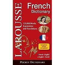 Larousse Pocket French Dictionary: French-English/English-French
