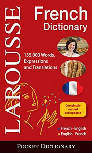 Larousse Pocket French-English/English-French Dictionary par Larousse