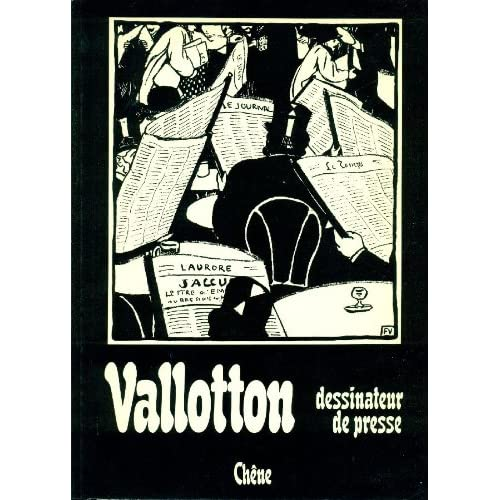 Vallotton, dessinateur de presse