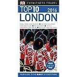 DK Eyewitness Top 10 Travel Guide London
