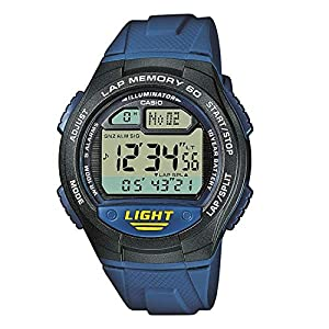 Casio Collection Unisex Armbanduhr W-734