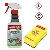 Bio Schimmel Entferner Set 500ml chlorfrei Mellerud inklusive Spezialschwamm